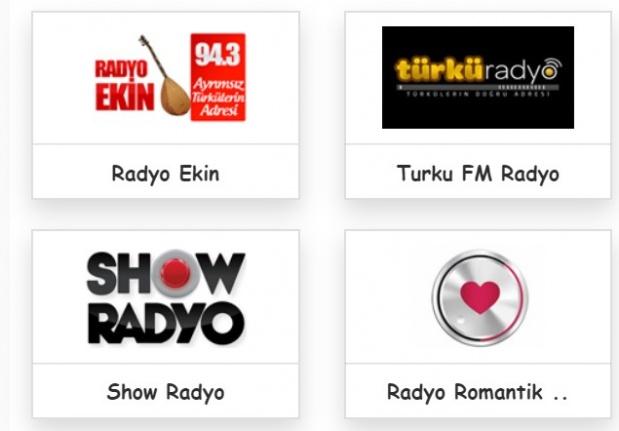 Sevdiğin Sanatçılar Radyoda!