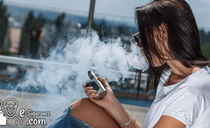 Elektronik Sigara ile Normal Sigara Farkları Nelerdir?