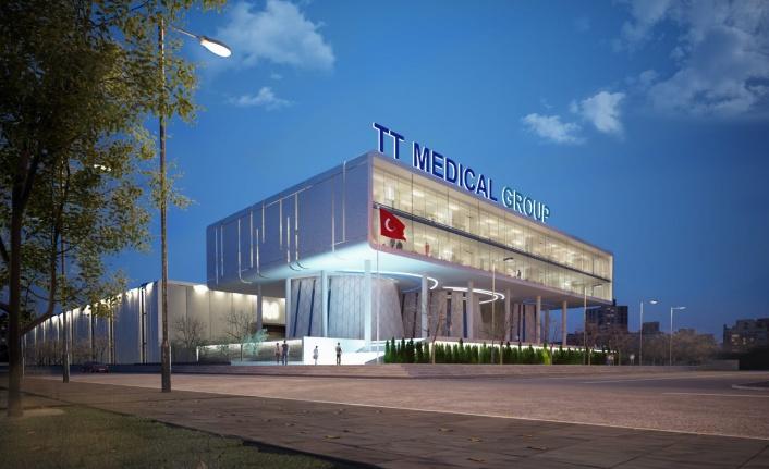 Düzce'de kurulan TT Nitril, koronavirüs nedeniyler artan nitril eldiven ihtiyacını karşılayacak