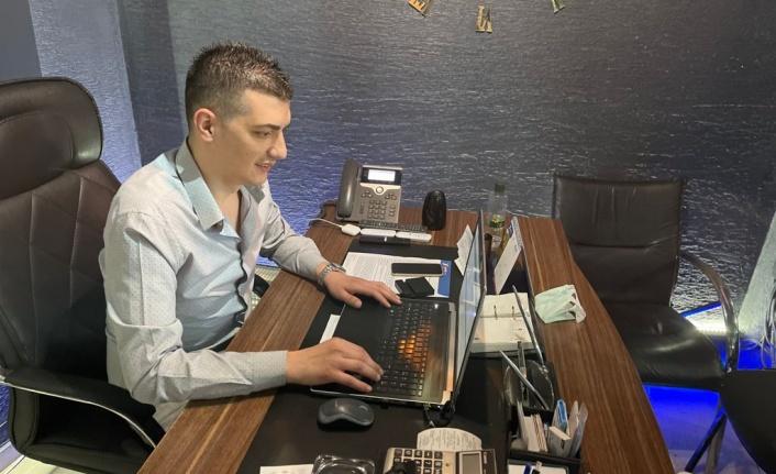 Derviş Muharrem Ceran: Azimli olan herkes sosyal medyada ticareti başarabilir