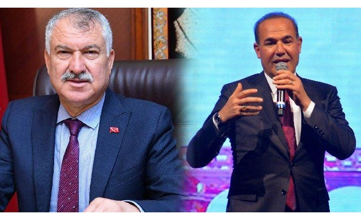Adana'da eski ve yeni başkan arasında 'hırsız- hain' polemiği