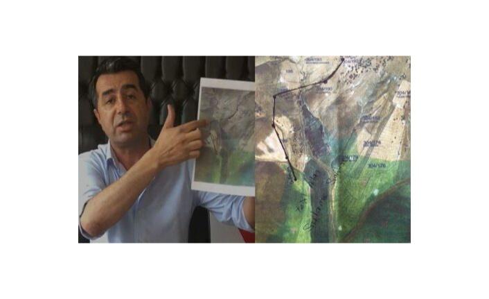 AKP'li belediye başkanının 'su borusu' kurnazlığı