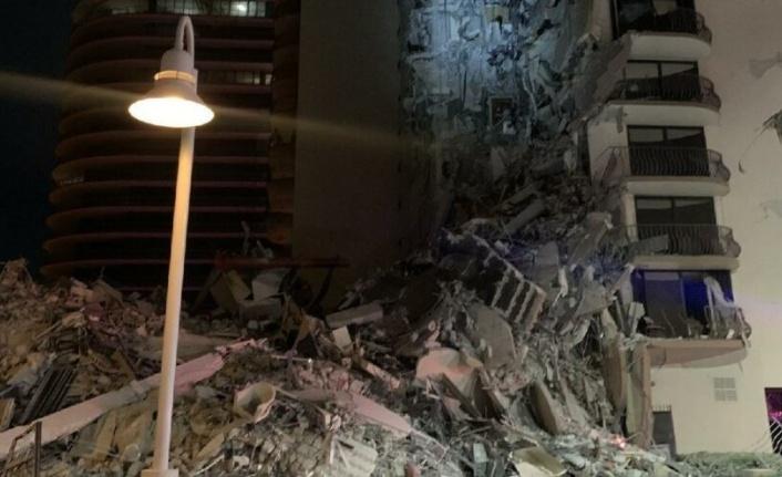 Çöken binada can kaybı yükseliyor!
