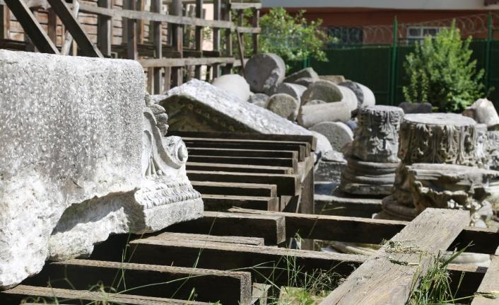 Depremde bulunan Roma başkenti Nikomedia gün yüzüne çıkacak