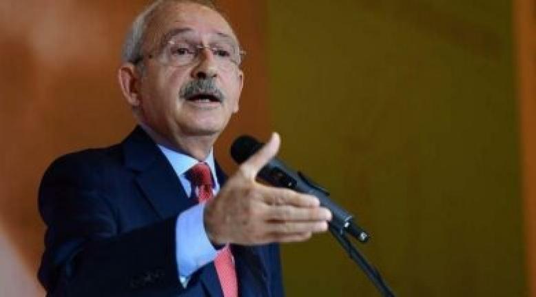 """Kemal Kılıçdaroğlu:""""Bu bir sabotaj mı, devlet bunu mutlaka tespit edecektir. Bu konuda hepimiz biriz; tek yüreğiz. Bu böyle bilinsin"""""""
