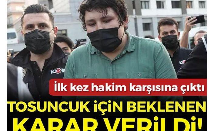 Son dakika: Tosuncuk Mehmet Aydın tutuklandı