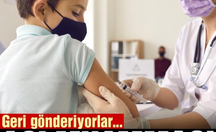 Aşı muamması: Geri gönderiyorlar…