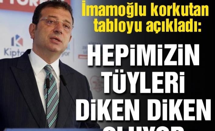 İmamoğlu açıkladı: İstanbul'da her 3 binadan 1'i depreme dayanıksız