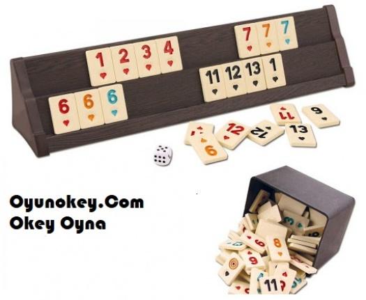 Oyun Okeyle Online Eğlence!