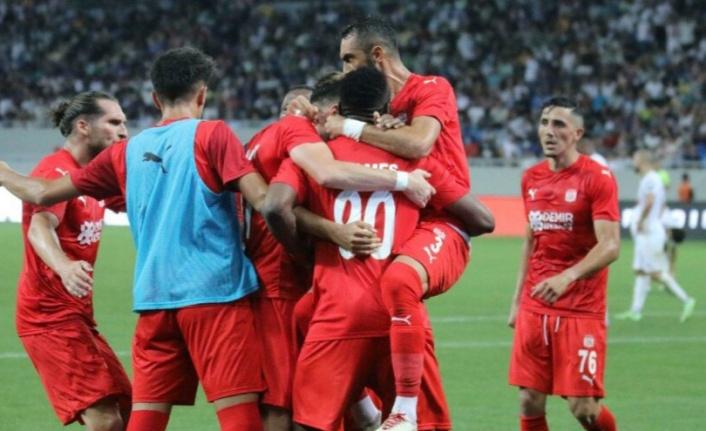 Sivasspor | UEFA Avrupa Konferans Ligi