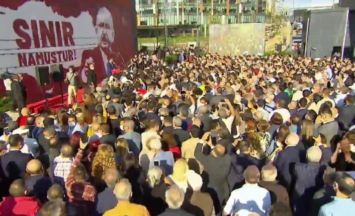 CHP'nin yeni il binasını açan Kılıçdaroğlu'ndan partililere talimat