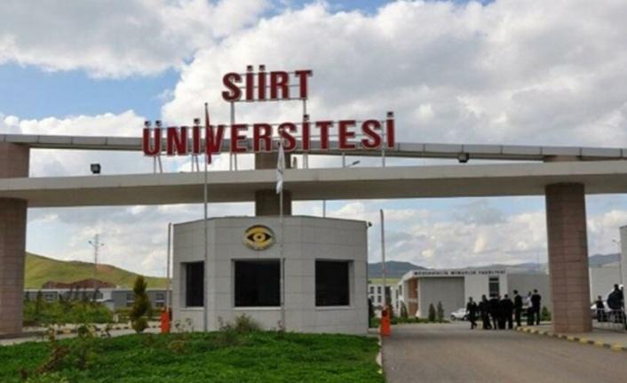Üniversitede sınavsız müdür ve kişiye özel ilan
