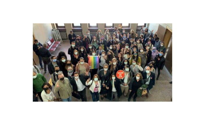 'ODTÜ Onur Yürüyüşü' davasında beraat kararı