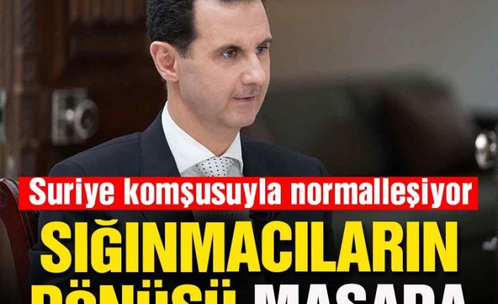 Suriye ve Ürdün ilişkileri normalleşiyor