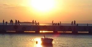 Avşa Adasında Tatil Keyfi