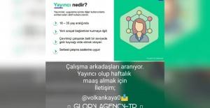 GENC GİRİŞİMCİ VOLKAN KAYA LİVU#039;DA!