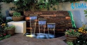 Su Perdesi ve Baloncuk Duvarı Tasarımları
