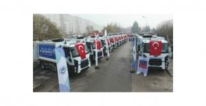 CHPli belediye kiralık araç dönemine...