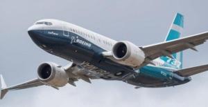 Hawaii adası açıklarında Boeing...