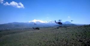 Yangınlara TSK helikopterleri de müdahale edebilir