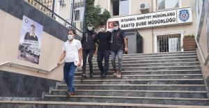Afgan şahıs İstanbul'da dehşet saçtı!