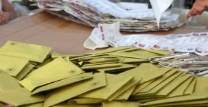 AKP ve MHP ittifakının oyları mum...