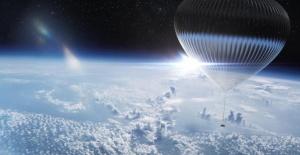 12 saat havada kalacak… Balonla uzay gezisinin fiyatı belli oldu: 447 bin TL