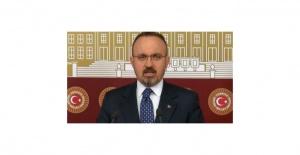 Turan: Parlamenter sistem çalışması siyasi irtica faaliyeti